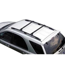 Krovni  nosači za montažu na krovne šine vozila