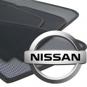 Zavesice za auto stakla NISSAN