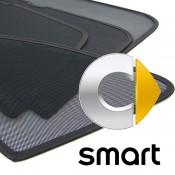 Zavesice za auto stakla SMART