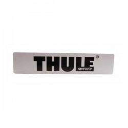 Thule number plate 976-2